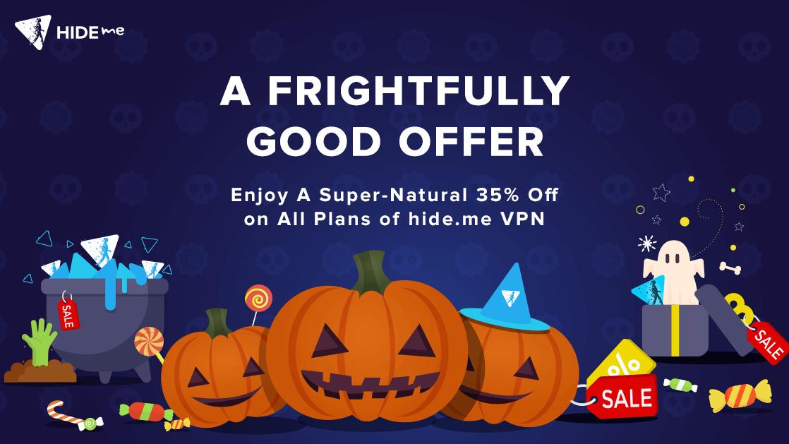 VPN Halloween