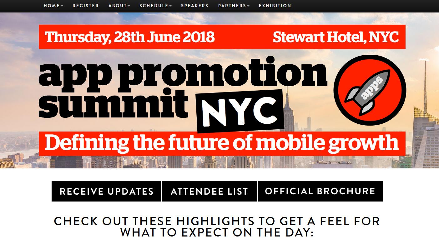 App promo summit_2018