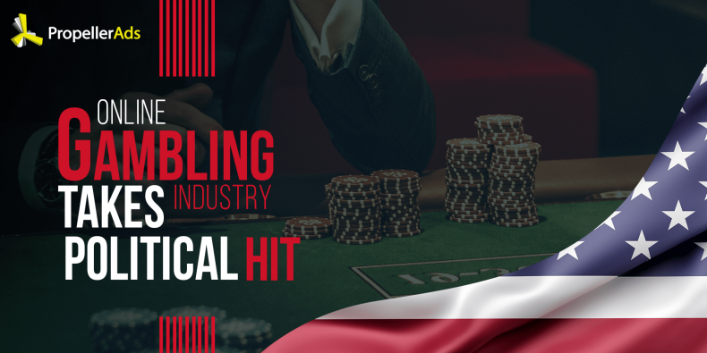 The gambling industry upside