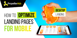 How to optimize landing pages for mobile