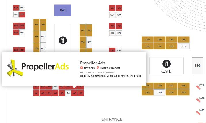 Meet PropellerAds at Affiliate World Asia 2016, Booth A-07