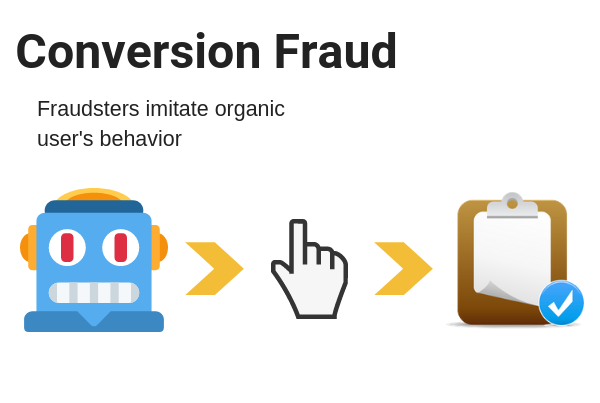 conversion fraud