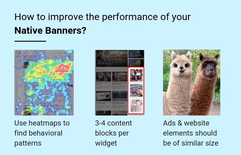 improve performance_native ads