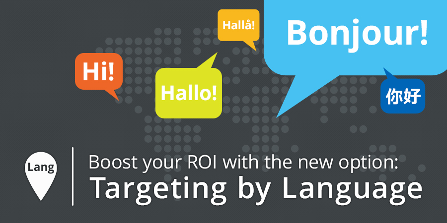 targeting-by-language