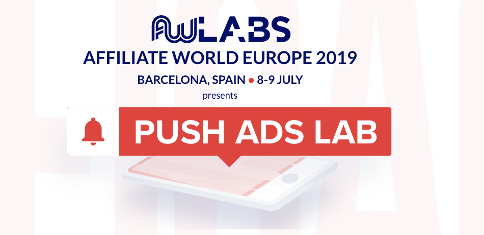 Affiliate World Europe 2019 - Push Lab