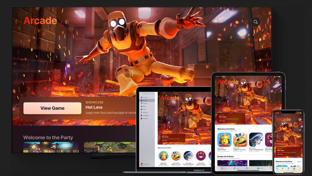PropellerAds - mobile gaming update - apple arcade
