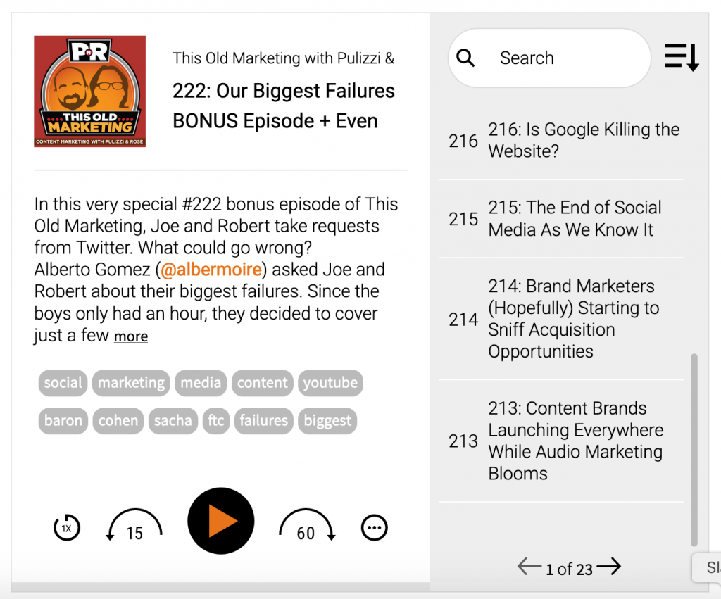 propellerads - affiliate marketing podcasts