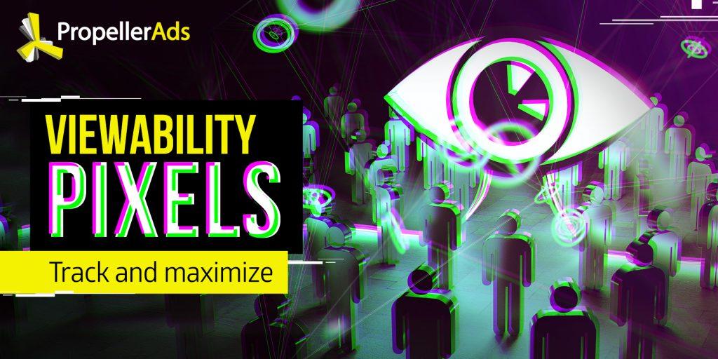 PropellerAds - Viewability pixel