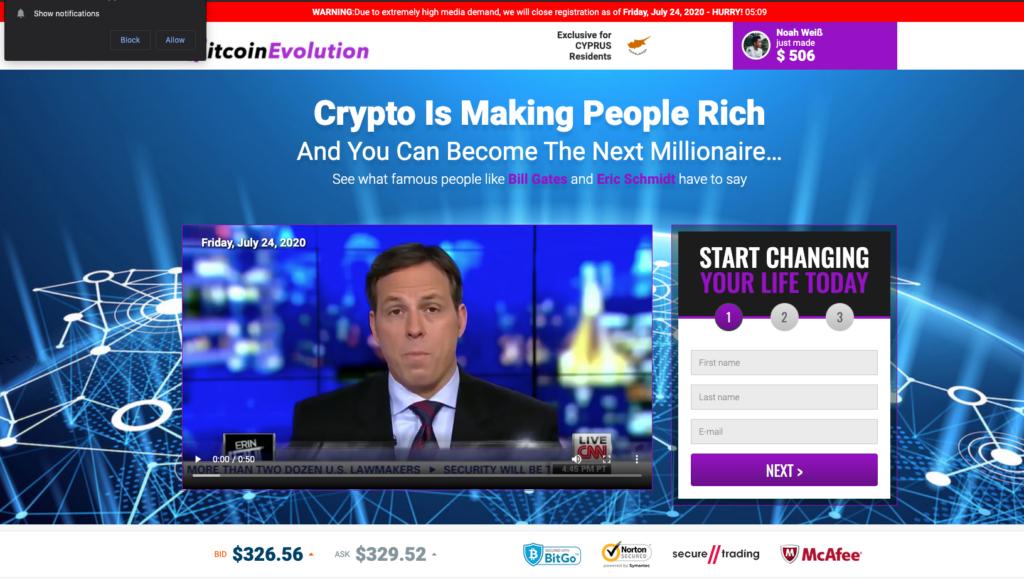propellerads-zeydoo-crypto-pre-lander-example-bitcoin