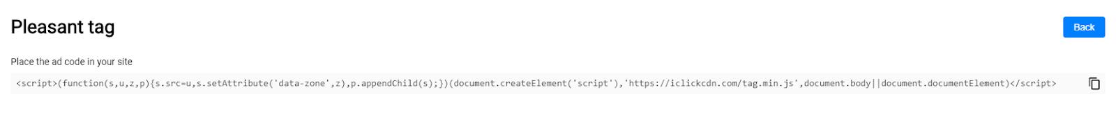 multitag code