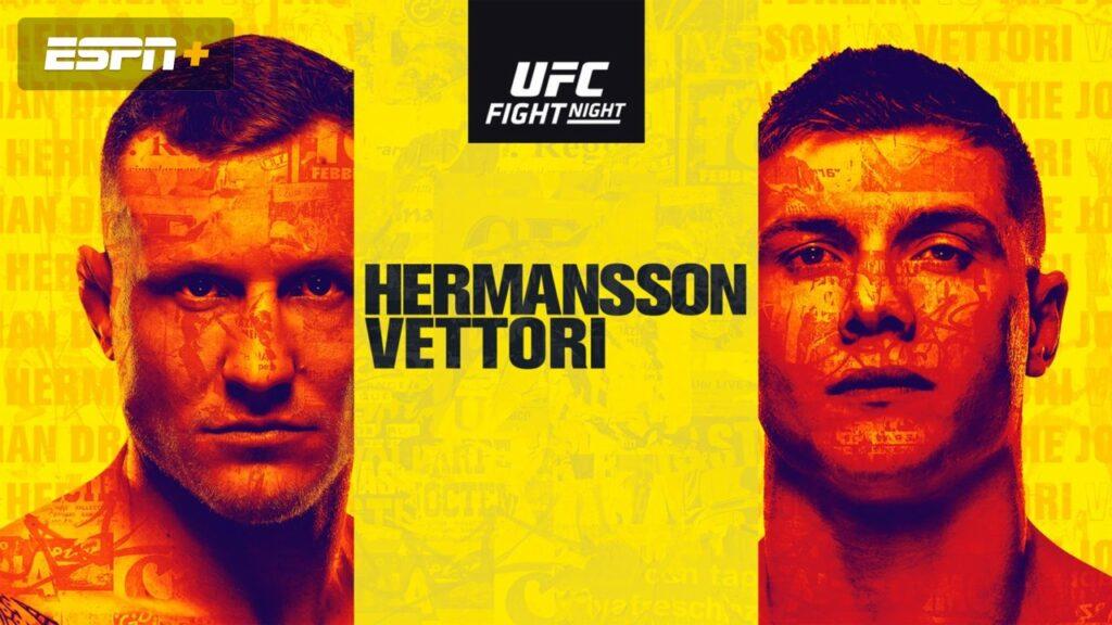 Hermansson vs. Vettori
