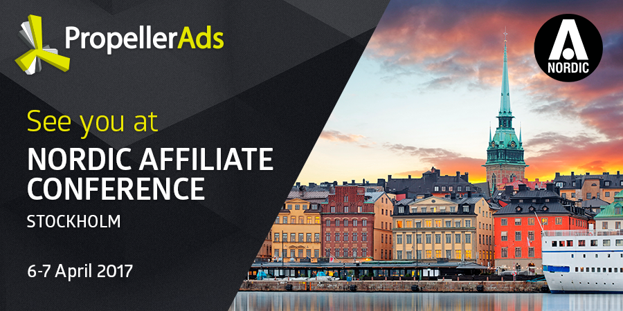 Nordic Affiliate Conference 2017