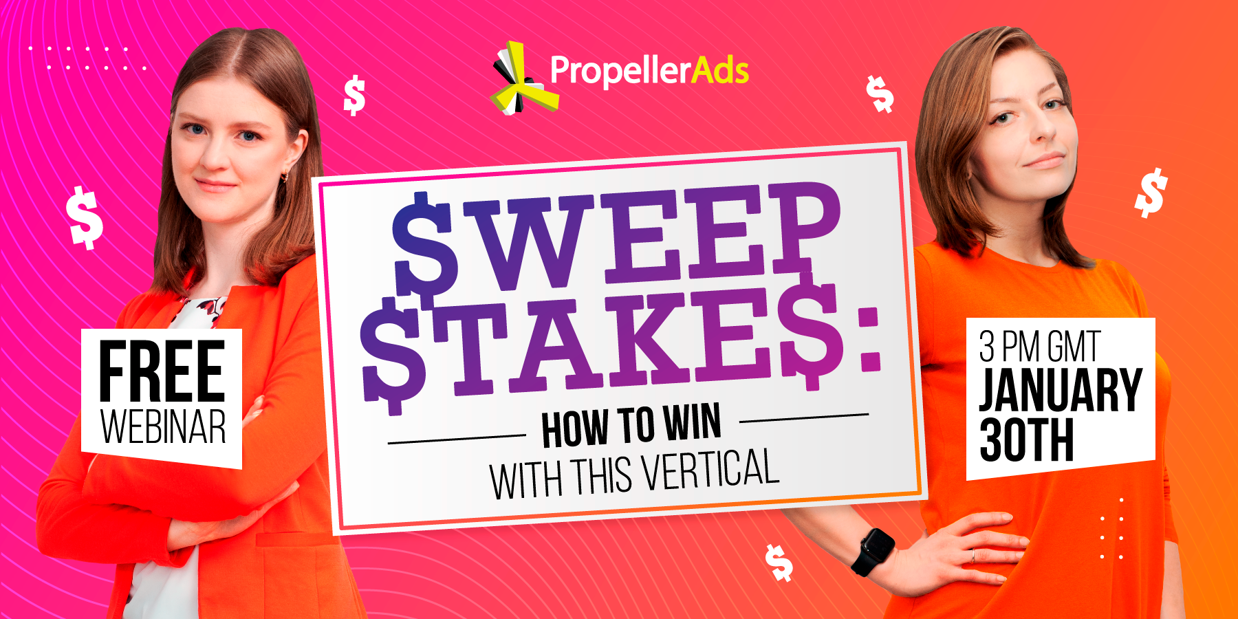 [FREE Webinar] Sweepstakes: How to win with this vertical