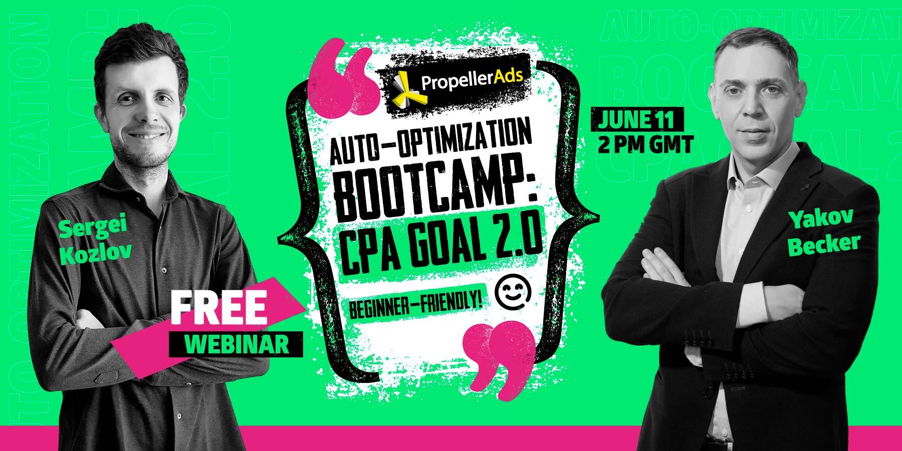 Auto-Optimization Bootcamp: CPA Goal 2.0
